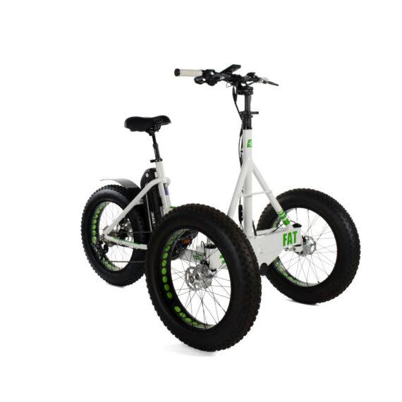 Etnnic Fat 2.0 offroad triciclo per adulti