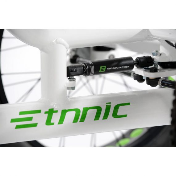 Etnnic Fat 2.0 offroad triciclo ammortizzatore sterzo