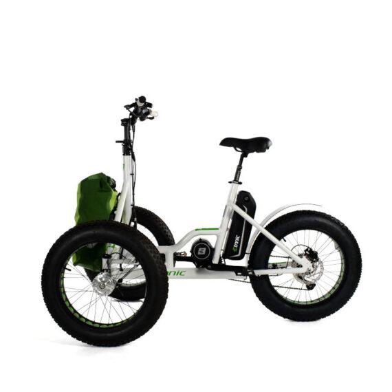 Etnnic Fat 2.0 offroad triciclo per adulti di profilo