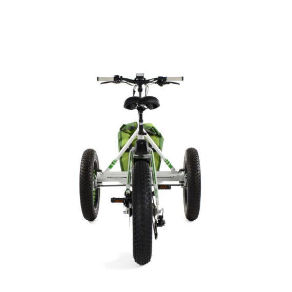 Etnnic Fat 2.0 offroad triciclo per adulti vista dal retro