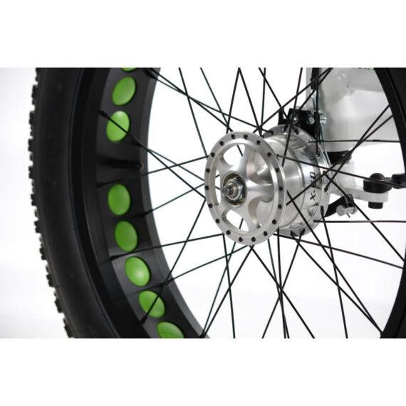 Etnnic Fat 2.0 offroad triciclo per adulti con ruota sgancio rapido