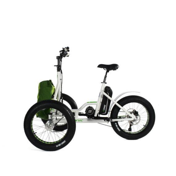 Etnnic Fat 2.0 road triciclo per adulti di profilo