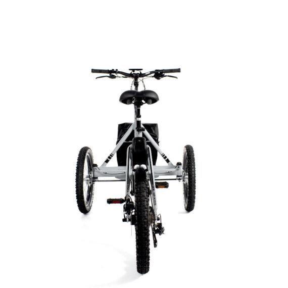 triciclo per adulti adventure 2.0 posteriore