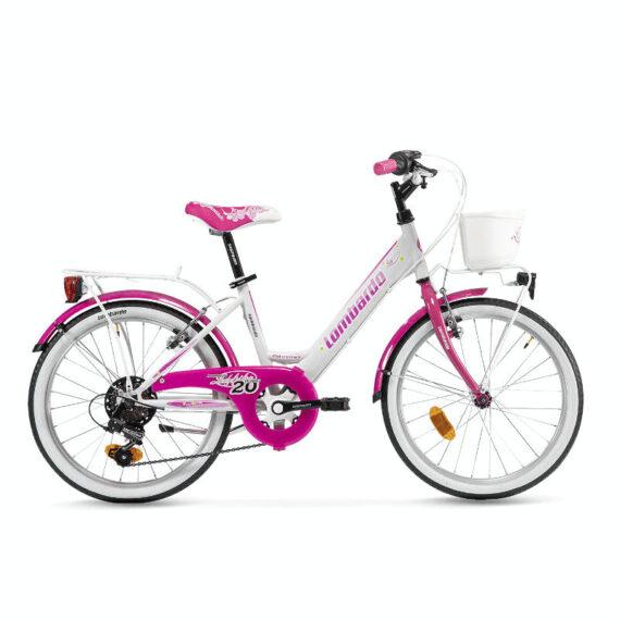 Bicicletta bambina 20 pollici
