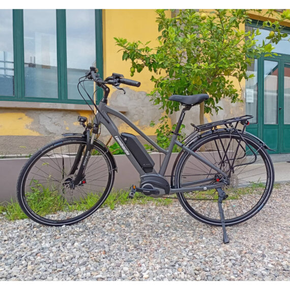 lombardo e-bike trekking limited edition