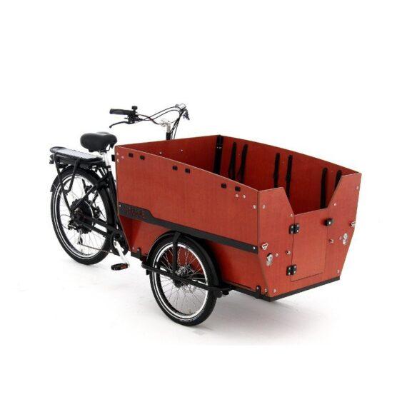 BABBOE eMAX cargo bike 6 posti
