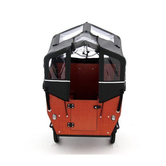BABBOE eMAX cargo bike 6 posti fronte