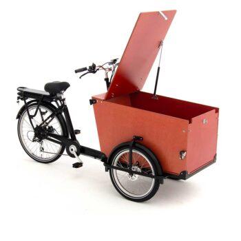 babboe e-transporter cargo bike elettrica trasporto merci
