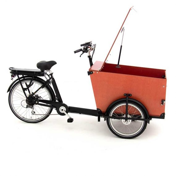 babboe transporter cargo bike trasporto merci