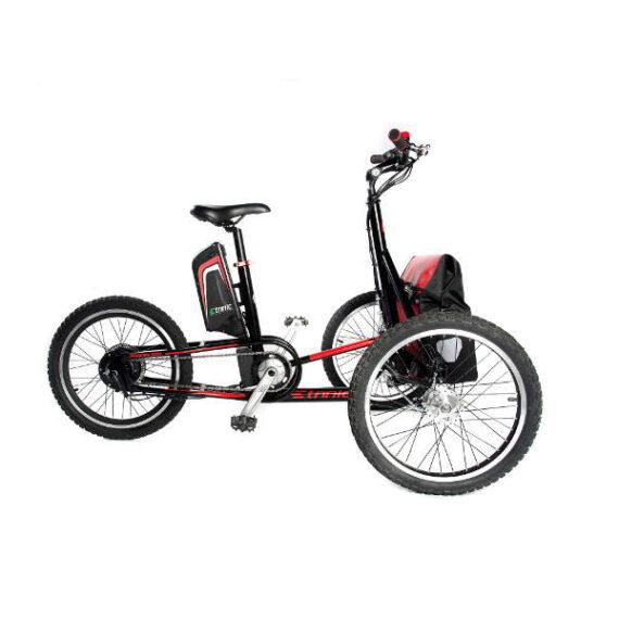 Etnnic Adventure a pedalata assistita - trike elettrica