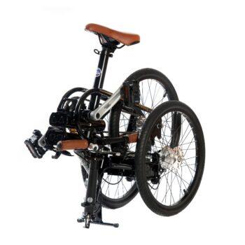 Triciclo Etnnic pieghevole per difficoltà motorie