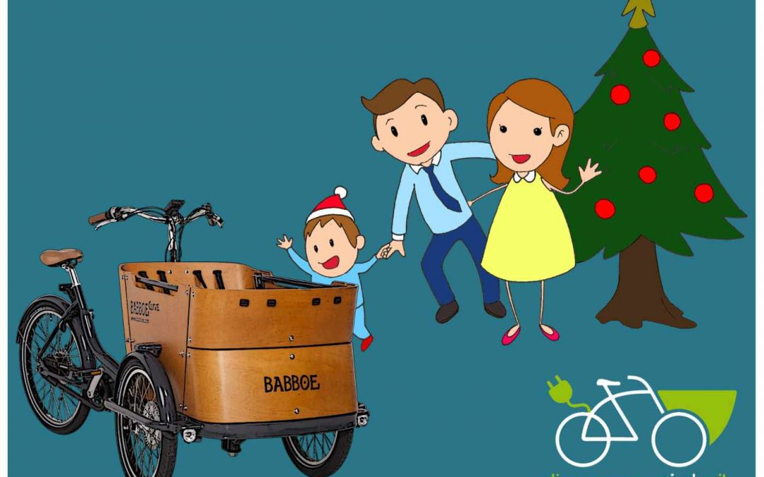 Family bike – idea regalo per tutta la famiglia
