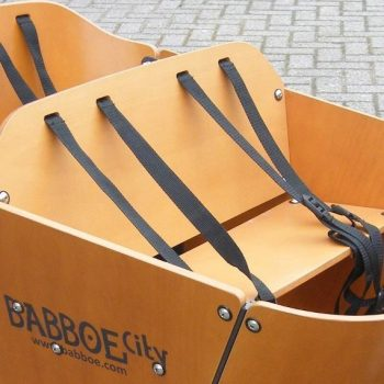 Panchina Extra City cargobike