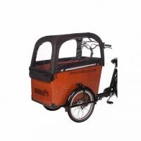 Tenda parapioggia Babboe Big cargo bike