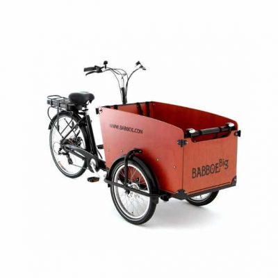 Babboe big cargo bike, un classico delle cargo bike
