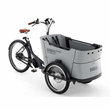 babboe curve mountain cargo bike 01