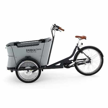 babboe curve mountain cargo bike 05