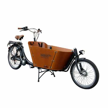 babboe e city cargo bike a due ruote elettrica per il. Black Bedroom Furniture Sets. Home Design Ideas