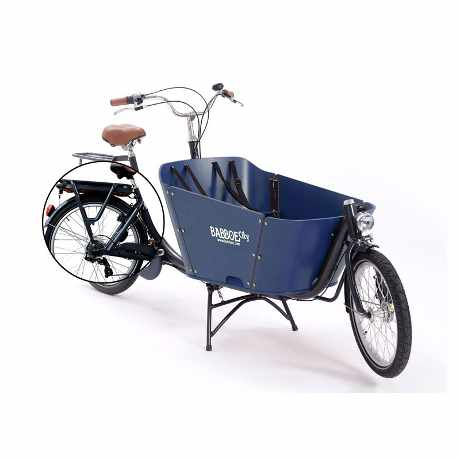 babboe e city color dinamociclo cargo bike. Black Bedroom Furniture Sets. Home Design Ideas