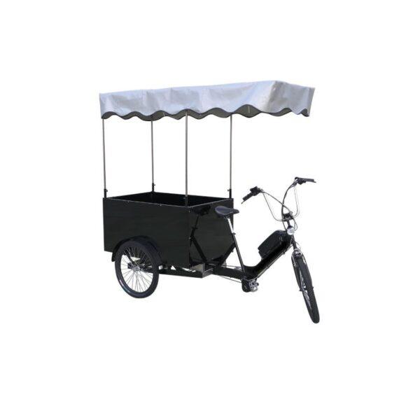 cargobike trasporto-merci con-cassone-posteriore