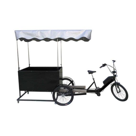 cargobike trasporto-merci con-cassone-estraibile