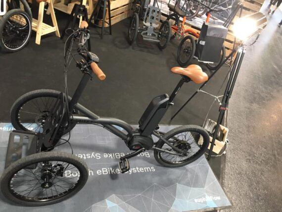 e-Kiffy Bosch cargobike