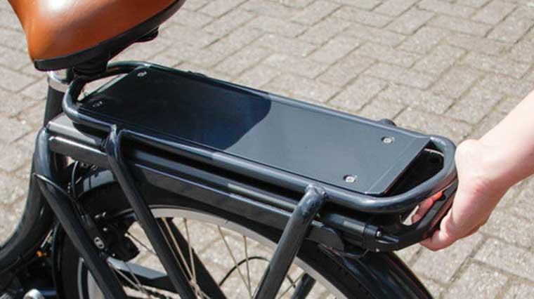 La batteria della vostra cargo bike