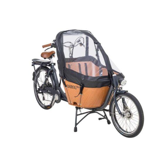 tenda parapioggia babboe mini colore nero