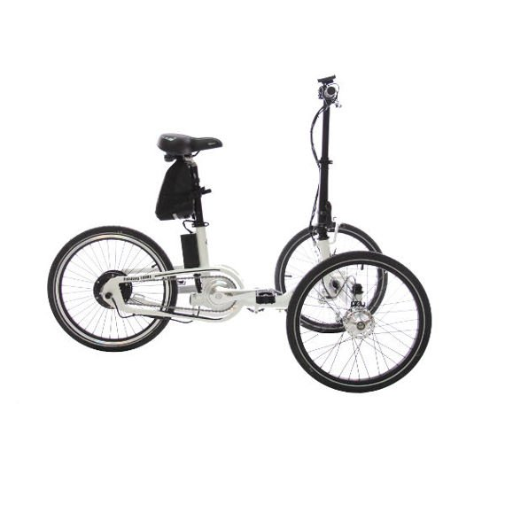 triciclo pieghevole elettrico borsa ETNNIC